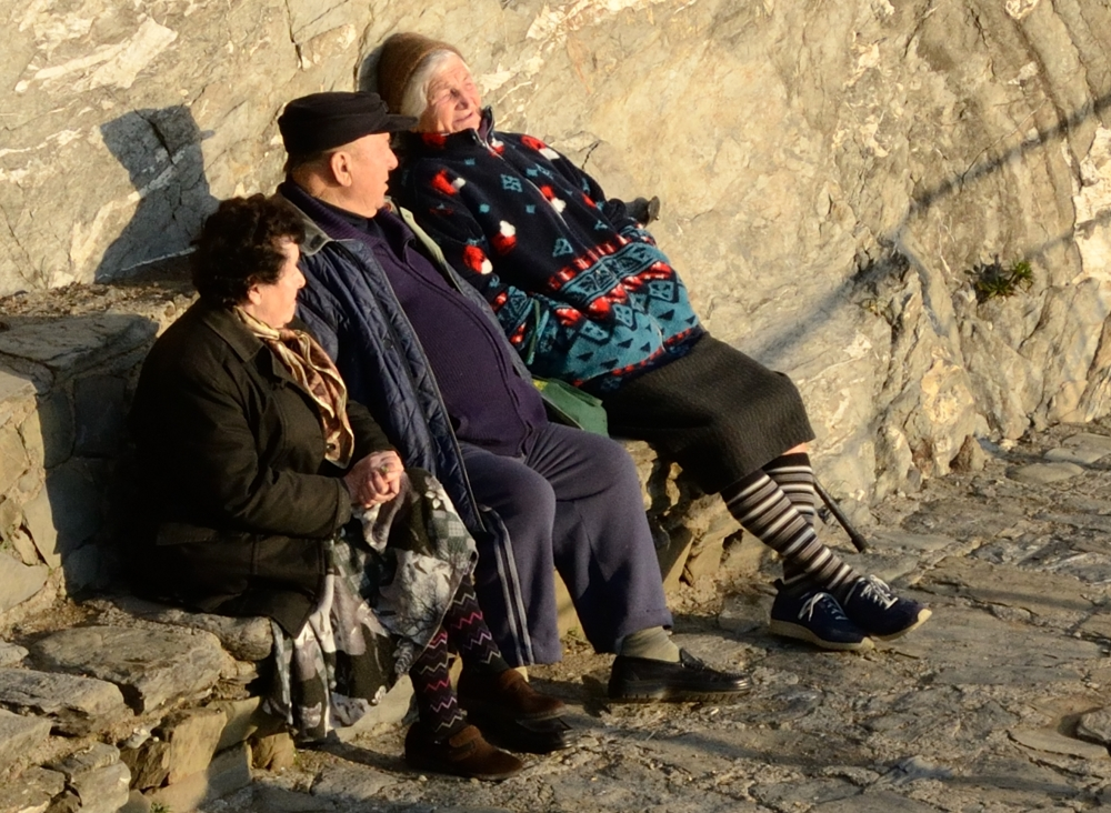 Manarola Elderly