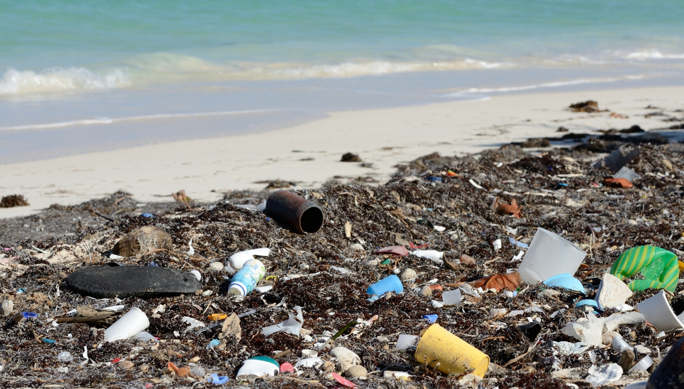 Garbage Beach - Playa de Basura